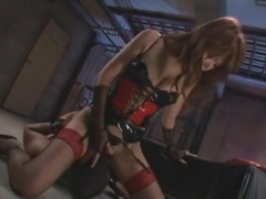 Crazy Japanese whore Akiho Yoshizawa, Azumi Harusaki, Risa Tsukino in Best BDSM, Stockings JAV mov.