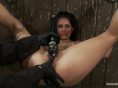 Miss Jade Indica  Isis Love  Amber Rayne in Double zippers and a double Sybians These girls are ma.