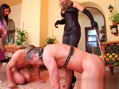 Glorious Gina Killmer gets a big meat member