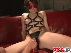 Special domination porn play along Nagisa Uematsu - More at Pissjp.com