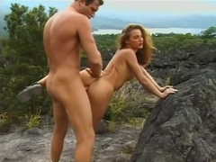 Liza Del Sierra Have Hardcore Group Sex Outdoor
