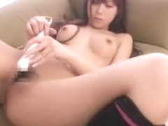 Horny Japanese whore Kaori Sakura in Amazing Toys, Solo Female JAV video