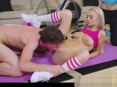 Cory Chase and Molly Mae - Workout Freak - Visit xxxfetishcli