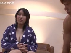 Amazing Japanese chick Yuuna Hoshisaki in Hottest JAV uncensored Blowjob clip