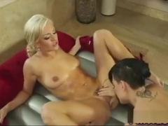 HOT Lesbo Massage with Cameron Dee