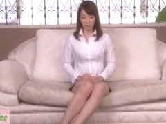 Exotic Japanese whore Makina Kataoka in Hottest Small Tits JAV scene