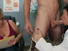 Medical porn video featuring Jessica Jaymes and Jordan Ash