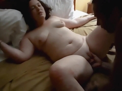 Sexy Pawg Milf Molly Rose Sucks and Fucks Big Cock in Front of Her Husband
