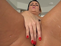Elexis Monroe is a mature masturbate