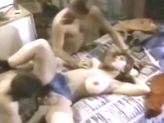 Classic 3some: Christy Canyon