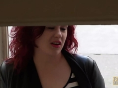 PASCALSSUBSLUTS - Redhead Isabel Dean dommed and slammed
