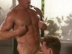 Jake Andrews & Ken Ryker in The Matinee Idol Scene 2 - Bromo