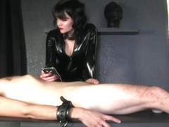 The Violet Wand Game with Mistress Petra Hunter