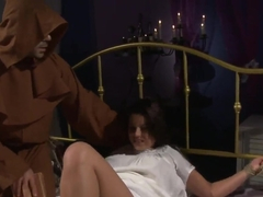 Angel Rivas gets tortured in BDSM exorcism fantasy