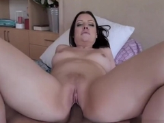 Big Tits MILF Step Mom Needs A Fuck Favor From Step Son POV