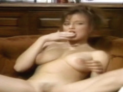 Vintage porn video featuring Jessica Wylde, Kristara Barrington and Roxanne Rollan
