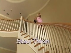 Double anal for Stacy Thorn