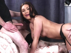 CumPerfection - Hannah Shaw Sex Tape Double
