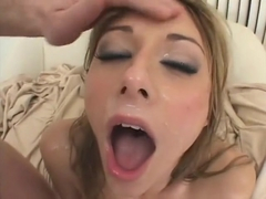 Horny pornstar Crystal Ray in fabulous dp, anal adult movie