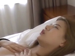 SIM JI YEON KOREAN GIRL GOLF AMATEUR SEX JAPANESE GUY HUSR-155