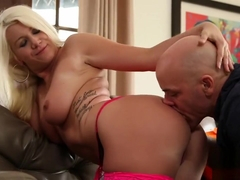 Big Breasted Laela Pryce Gets Fucked Hard