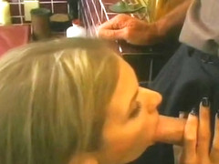 Blonde Amateur Gets Licked And Dicked On The Bed