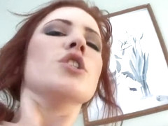 Woman Sucks Her Friends Clit While On The Bed
