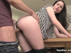 Amber Nevada in Screw My Hot Wife - Hustler
