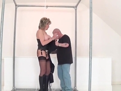 Unfaithful british milf lady sonia shows her massive jugs