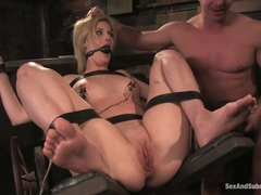 Brandon Iron  Fayth Deluca in Fayth Deluca - SexAndSubmission