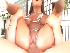 Cougar Whore Cheyenne Hunter Gets Drilled From Behind