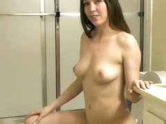Smoking Hot Teen Megan Loxx Says Eat My , New Toilet Slave!