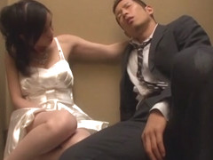 Fabulous Japanese model Aimi Yoshikawa in Amazing big tits, cunnilingus JAV video