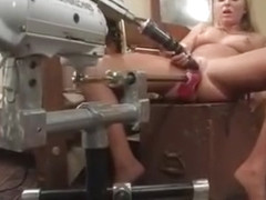 Fucking Machines Jaelyn Fox