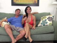 Crazy pornstar Kimmy Lee in Horny Asian, MILF sex clip