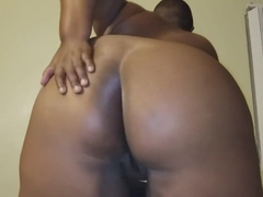 Ebony Ass Worship