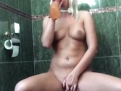 Using Sex Things To Get Orgasms By Alone Girl (noleta) video-22