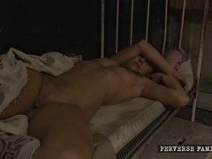 Perverted Sister Trying Anal with Brother