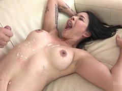 Latina sex video featuring Dana DeArmond, Dana Vespoli and Nina Hartley