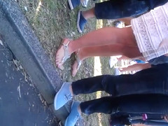 desperate ### dance in line woman 2