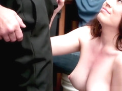 Gorgeous Robber Veronica Vega Gives Blowjob and Dicked