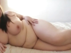 Solo Belly Orgasm BBW Patricia