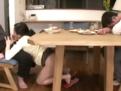 Kurea Hasumi A friend's wife dirty tutor