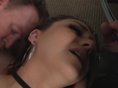 Francesca Le, Remy LaCroix and Jada Stevens are getting their asses fucked and enjoying it