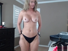 Help Step Mom Pick Out A Bikini
