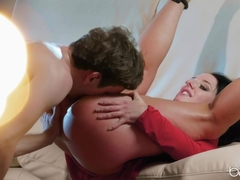 Markus Dupree & Angela White in Cherry Kiss - BabesNetwork