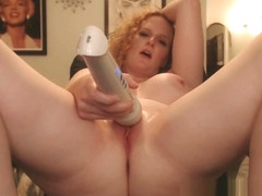 Curly and Chubby Redhead Ginger Webcam Special