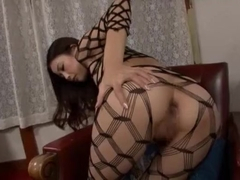 Best Japanese chick Risa Kasumi in Crazy Lingerie JAV clip