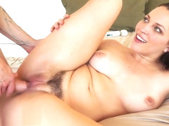 Hot Milf Lily Love Passionate Creampie Sex