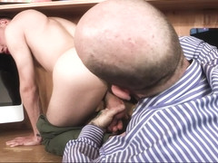 Country Daddy Ch 5: Bring Your Son To Work Day - FamilyDick